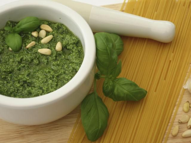 Freezing pesto is easy - and a great way to store that fresh taste of summer.