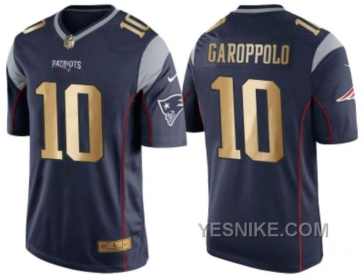 http://www.yesnike.com/big-discount-66-off-nike-new-england-patriots-10-jimmy-garoppolo-navy-blue-mens-nfl-game-2016-christmas-golden-edition-jersey.html BIG DISCOUNT ! 66% OFF ! NIKE NEW ENGLAND PATRIOTS #10 JIMMY GAROPPOLO NAVY BLUE MEN'S NFL GAME 2016 CHRISTMAS GOLDEN EDITION JERSEY Only $26.00 , Free Shipping!