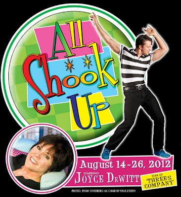 News About All Shook Up in Boston at North Shore Music Theatre
