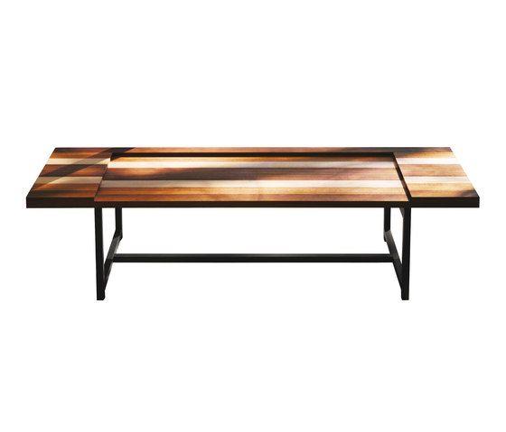 Stripe Bench by BassamFellows | Architonic