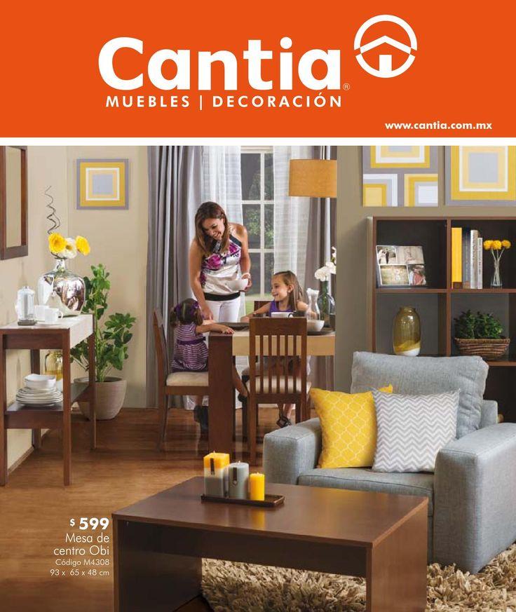 Catalogo Cantia V  Muebles y Decoración