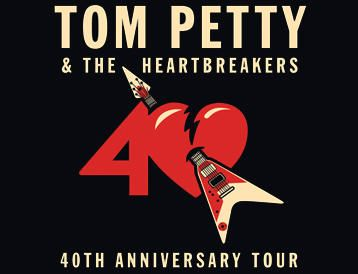 Tom and the Heartbreakers are pleased to announce the first dates of their 40th Anniversary Tour. Tom announced the tour on The Tonight Show Starring Jimmy Fallon last night, and on SiriusXM's Tom Petty Radio this morning.     The tour begins April 20, 2017 in Oklahoma City, and continues throughout the summer with more dates, including on the west coast, still to be announced.     Joe Walsh will appear as very special guest on many of the dates announced today, and Chris Stapleton will…
