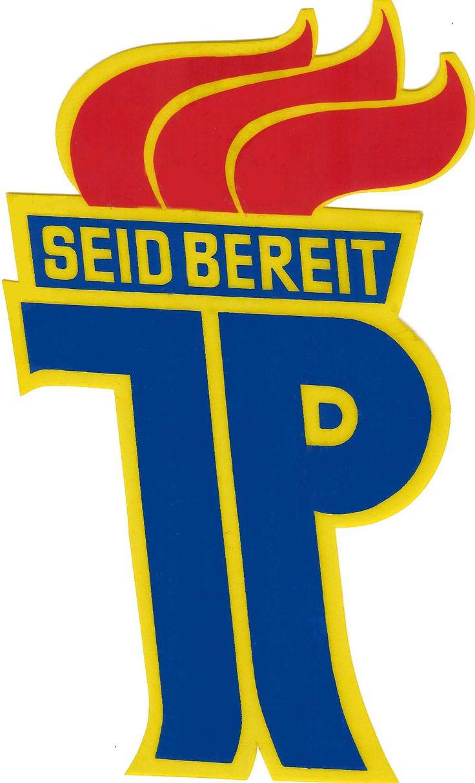 logo, JP, junge pioniere – Alex Bärche