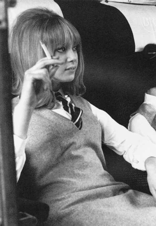 The amazing, Pattie Boyd. Wife of George Harrison and then Eric Clapton. The muse behind the epic songs Something, Layla, and Wonderful Tonight. Wow!