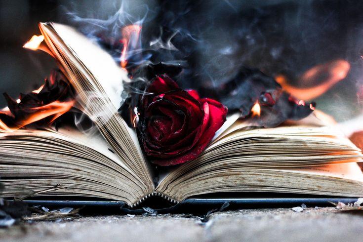 My book of dreams fallen apart