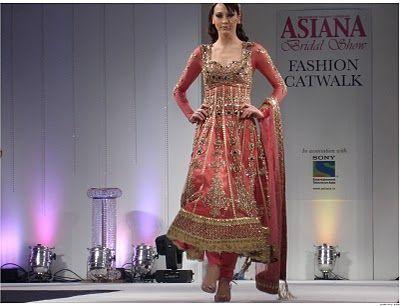 Anarkali Bridal Fashion Show | Asiana Bridal Collection