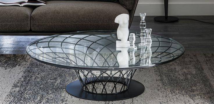 Nido coffee table by Cattelan