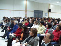 Perú: público asistente
