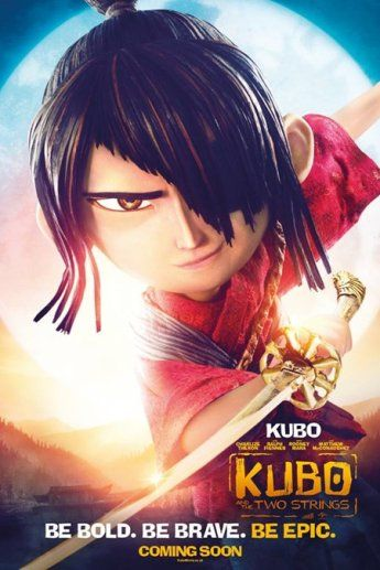 Kubo and the Two Strings 2016 Hindi Dual Audio 720p BRRip 950MB Free Movie