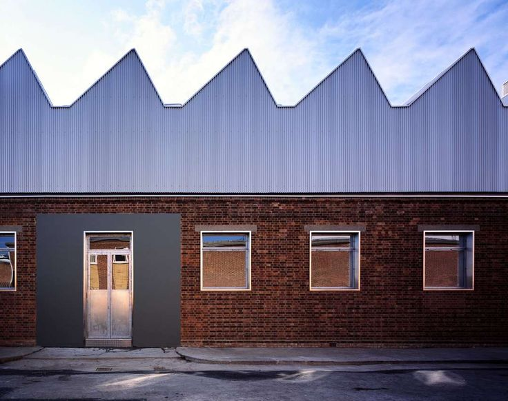 The vernacular style of saw-tooth roofs first emerged in the 19th century…