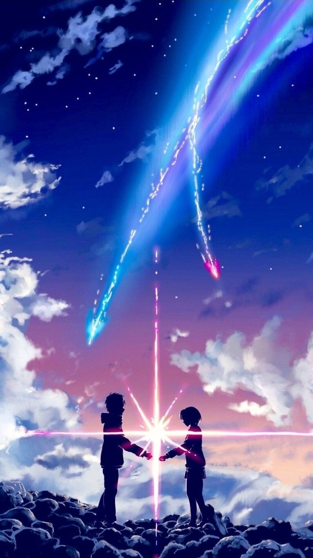 Your Name Anime Wallpaper Download Your Name Movie Anime Wallpaper Iphone Anime wallpaper your name