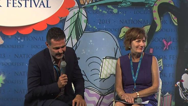 Khaled Hosseini: 2013 National Book Festival