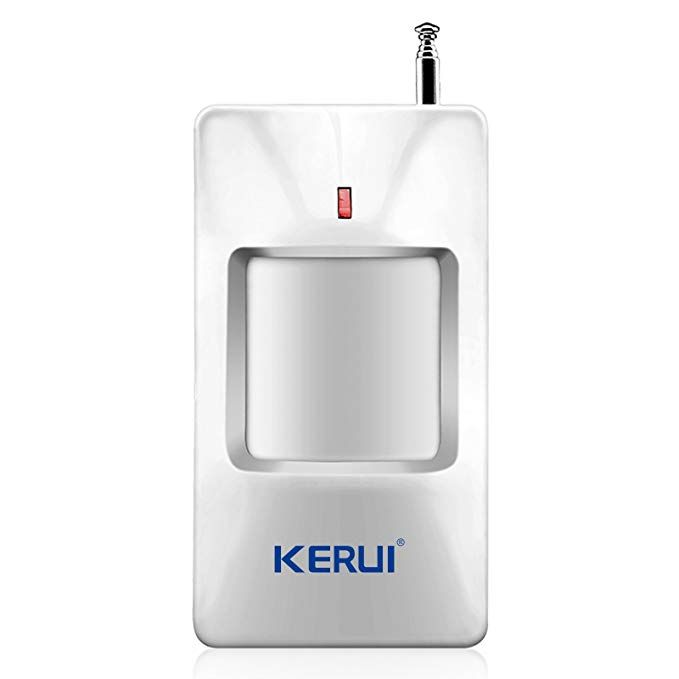 Kerui 433mhz Home Wireless Pir Infrared Motion Sensor Detector For Alarm System Review Motion Sensor Lights Motion Sensor Sensor