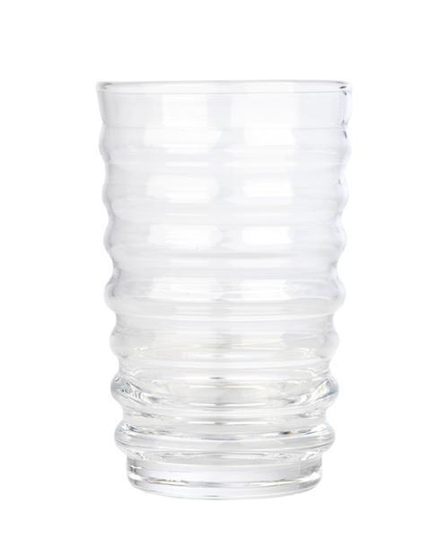Mundblæst kaffe glas, 35 cl fra Louise Roe Design Essentials