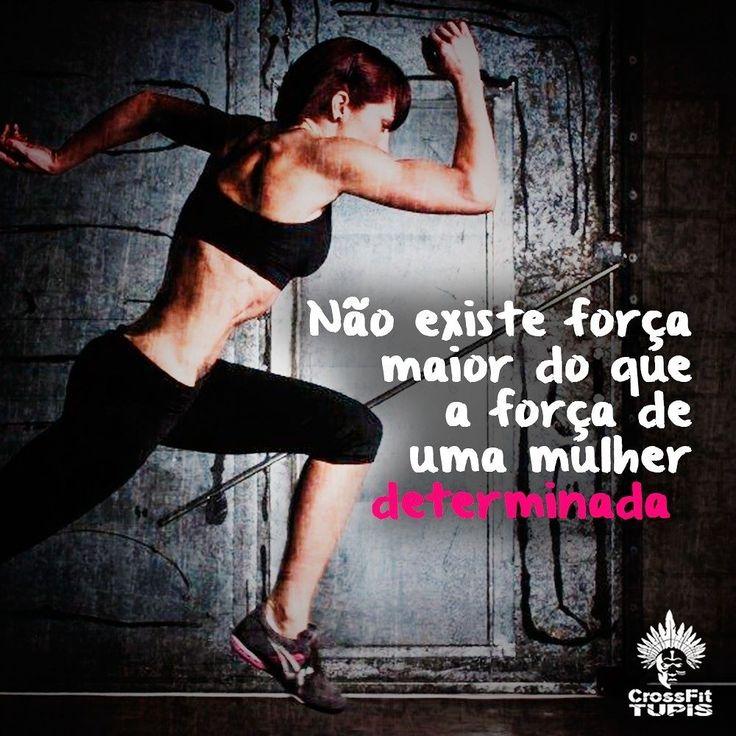 O CrossFit é perfeito para mulheres determinadas! Gostou? Então junte-se a nós!  #crossfit #crossfittupis #crossfitpuaimana #brazil #crossfitweightlifiting #weightlifting #mahalobarbellclub #AFEquipment #tupiswarriors #australia #eleiko #paleo #ctcotia #crossx #saude #health #lapa #crossfitnalapa #coach by crossfittupis
