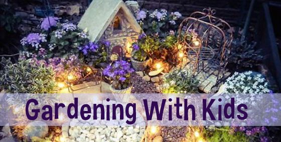 Do you want your kids to enjoy all that nature has to offer? #Gardening #Kids