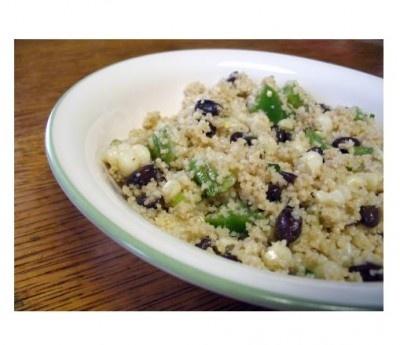 Black Bean and Couscous Salad Recipe: Couscous Salad Recipes, Black Beans, Food Drink, Healthy Recipes, Healthy Foods, Favorite Recipes
