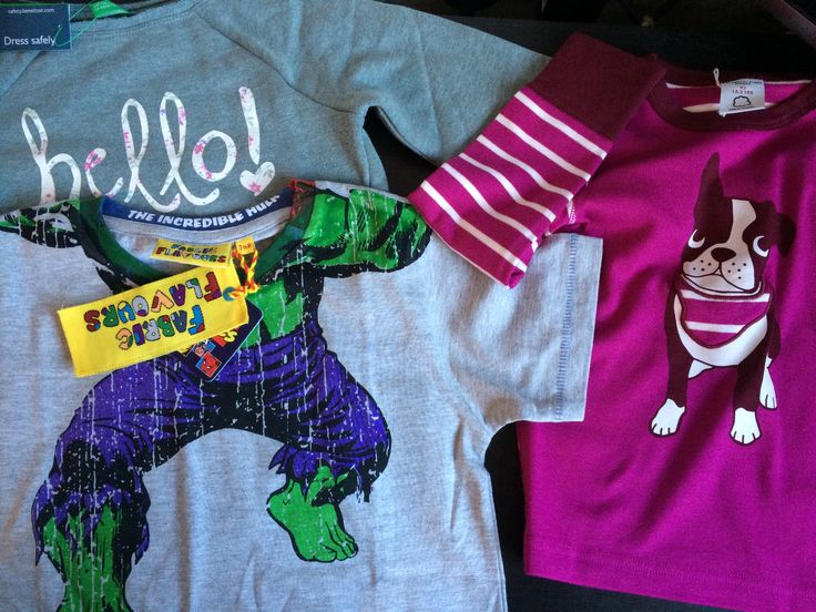 House of Fraser kids clothes review. The Hulk.