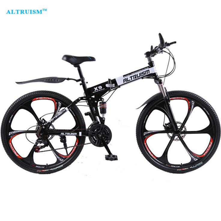 Altruism X9 Road Bike Mountain Bikes 26-inch Steel 21-Speed Bicycles Dual Disc Brakes Variable Speed Road Bikes Racing Bicycle