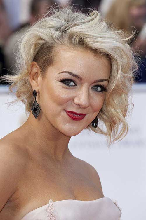 curly haircuts 17 best ideas about bob on undercut 5552