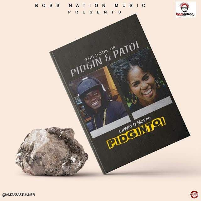 Lil Win ft. MzVee - Pidgintoi (Book of Pidgin & Patoa)   Finally the female version of I Dont Think Far cypher by actor cum musician Kwadwo Nkansah Lil Win is out. He features dancehall songstress MzVee on this one and calls it Pidgintoi (Book of Pidgin & Patoa). Listen/Download Pidgintoi from below.. Lil Win ft. MzVee - Pidgintoi [Download MP3]  Hip-Life Music Downloads MzVee Nkansah Liwin