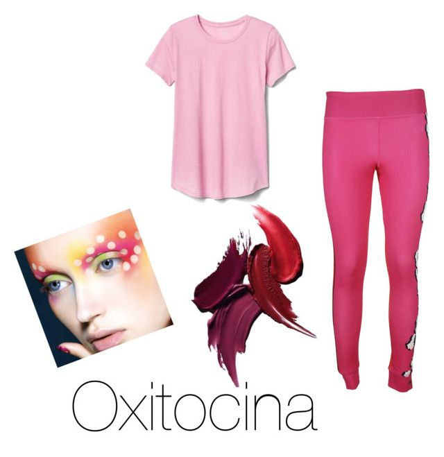 """""""Oxitocina"""" by fsh-style on Polyvore featuring adidas y Gap"""