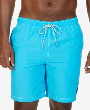 Nautica Men's Swim Trunks - Blue 2XLT