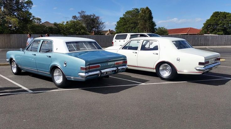 ◆ Visit MACHINE Shop Café... ◆ ~ Aussie Custom Cars & Bikes ~ (1967 HT Holden 4-door Sedans)