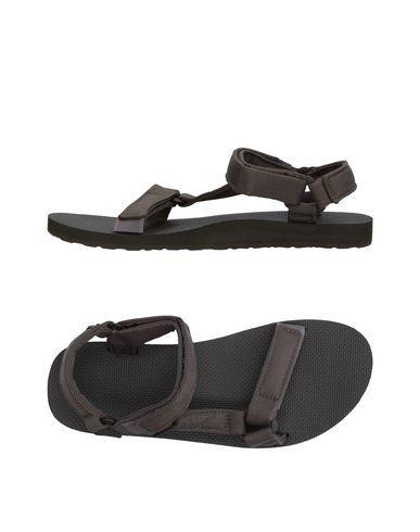 TEVA Men's Sandals Steel grey 10 US