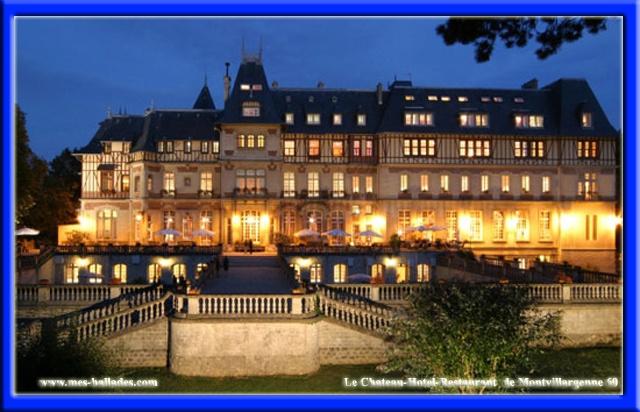 Chateau de Montvillargenne - Gouvieux-Chantilly