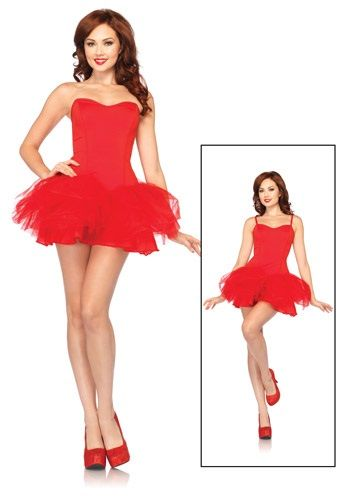 Red Tutu Dress $29 could be anything