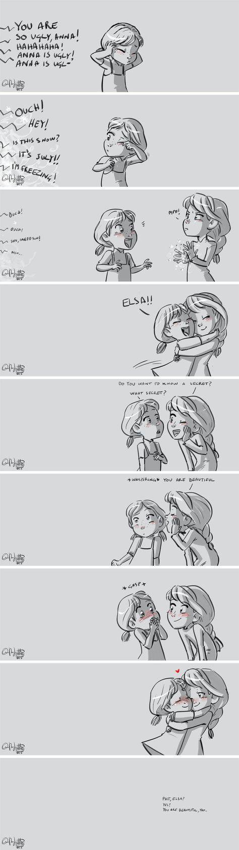AWWW!!!... I kind of wish my siblings were like that