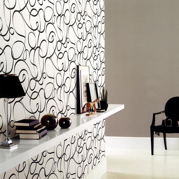 Zwart- wit behang | 3 | www.behangwereld.nl