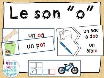 """Le son """"o"""""""