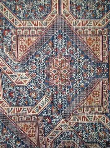 Brasington Copen:Traditional Chenille Rug Tapestry Fabric From Valdese  Weavers . âu20acu201c Durable And Perfect For Any Furniture Upholstery Fabric  Project.