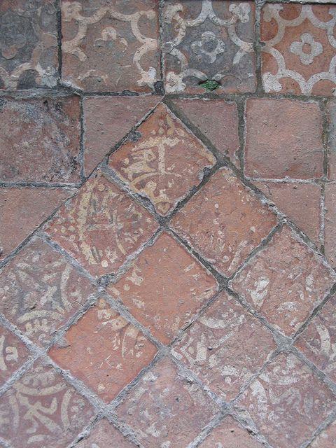 Medieval Tiles by Thorskegga