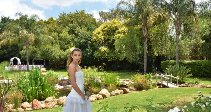 Bush Loerie Function Venue, beautiful gardens