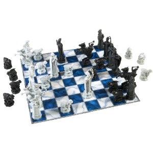 Charming Harry Potter Wizard Chess Set     Http://www.amazon.
