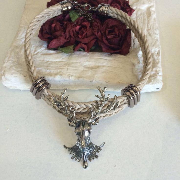 Necklaces Summer 2015 www.manueladeoliveira.com