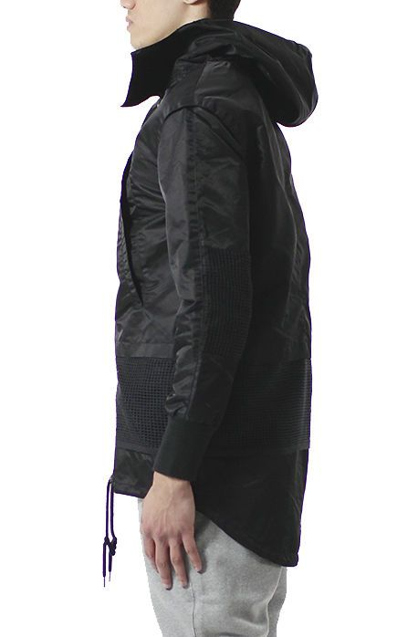 STATIC Black WINDBREAKER