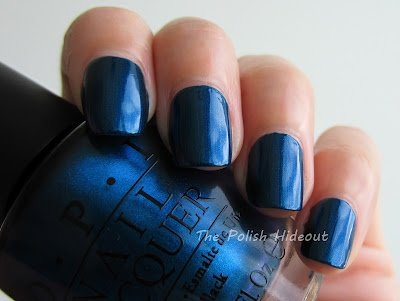 OPI Unfor-Greta-Bly Blue - Germany Collection