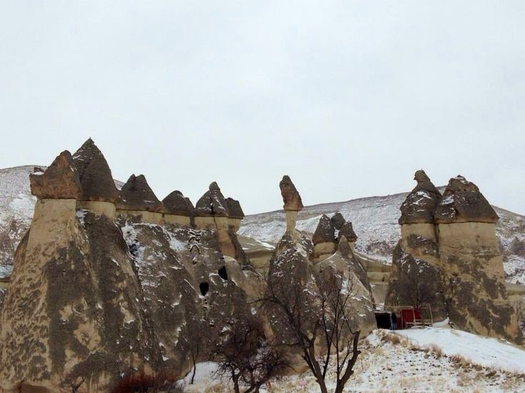 Cappadocia Paşabağları