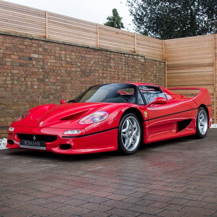 Ferrari F50 in 2020 Sports cars, Classic cars, Ferrari