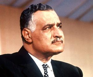 Gamal Abdel Nasser was the 2nd President of Egypt and later emerged as a flag bearer of the Arab countries against the West.