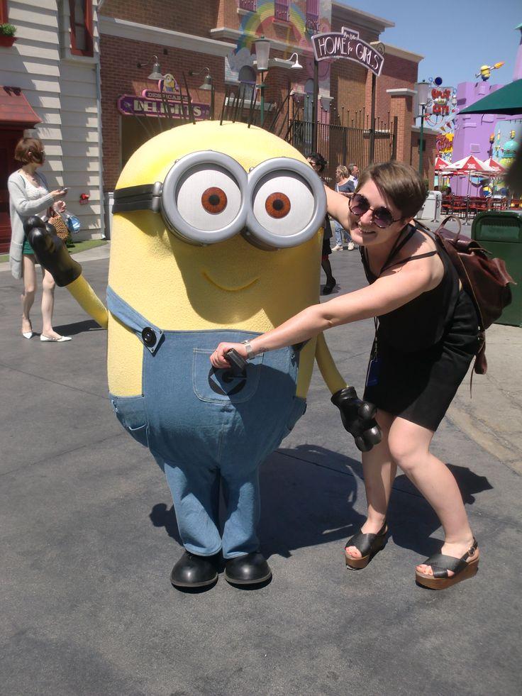Minion Photo Universal Studios Hollywood