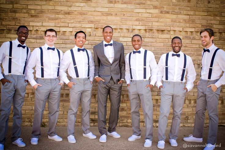 Boys Outfits Blue Suspenders Gray Pants Cam Will Wear A Gray Vest With Coral Boutinear W