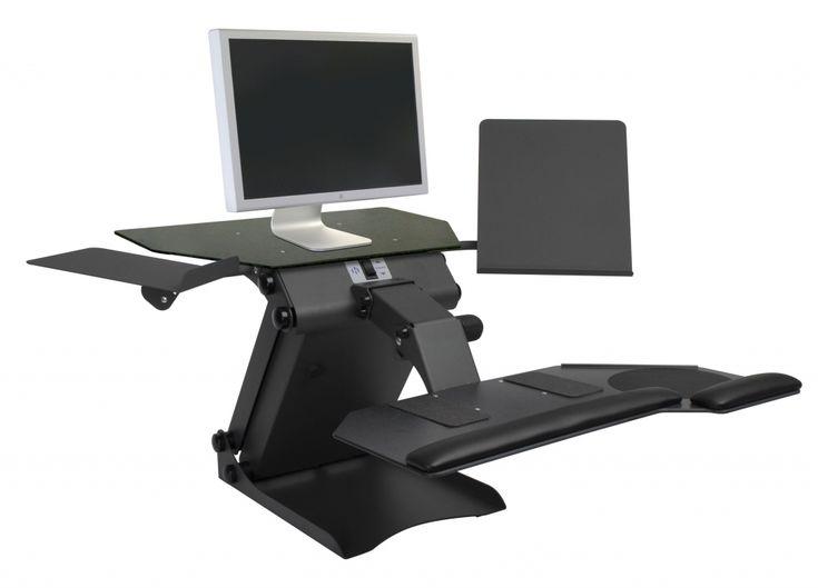ergonomischer Schreibtisch stehen home office Möbel sets ...