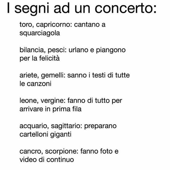 """Mi piace"": 3,268, commenti: 48 - ex_oroscopoo ⚤ (only oroscopo) (@oroscopii) su Instagram: ""direi proprio #oroscopo #oroscopi #neworoscopo #buonpomeriggio #italia"""