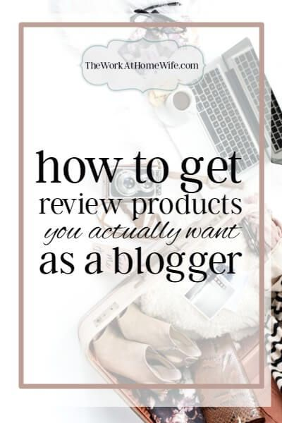 If there's something out there you want to review but no one's knocking down your email offering it, is getting free product to review still possible? Yes!