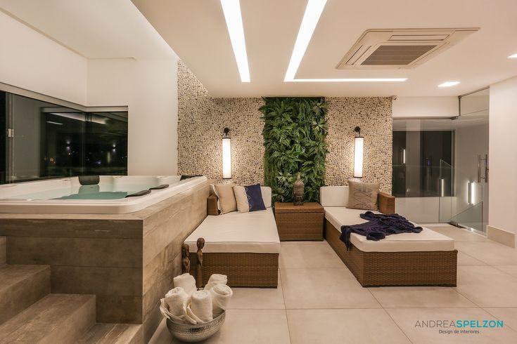 Casa Miami, Sauna Steam Room, Home Spa, Modern House Design, Jacuzzi, Corner Bathtub, My Dream Home, My House, Spa Spa